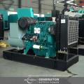 Generador de poder diesel de 35kw China yangchai con el pabellón silencioso o a prueba de mal tiempo