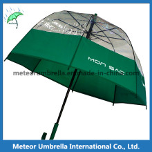 New Items Fancy Dome Clear PVC Transparent Bubble Umbrella