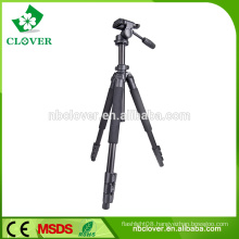 Lightweight tripod for digital camera with 3-way pan head