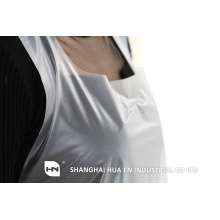 Disposable waterproof medical PVC apron