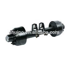 Parts for trailer: Landing Gear, Spring , Suspension
