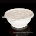 Food Grade Microwavable 1000ml PP Disposable Plastic Noodle Bowl