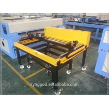 Syngood Stone foto gravura a laser máquina design portátil 600x900mm 1300x90mm