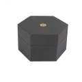 Good Quality Cardboard Hexagon Gift Box With Lid