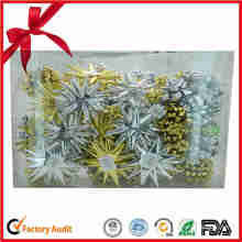 Christmas Gift Wrapping PP Materials Ribbon Gift Set