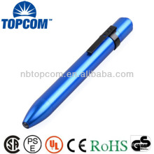 390-395nm promotional pen with uv led light