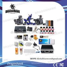 3 Tattoo Guns Kits de tatouage professionnels Trois machines à tatouer TB-51