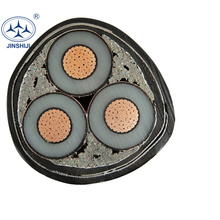 Alta tensão de instalação Fixa tensão nominal 630mm cabo xlpe