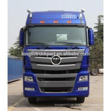 Foton Heavy Traktor Trucks, 430HP 6X4 Truck