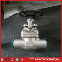 Forged Steel Thread Globe Valve with Handwheel (J11H)