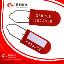 Clear Case Padlock Seal for Meter