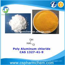 Poli Cloruro de aluminio, CAS 10043-01-3, PAC para tratamiento de agua