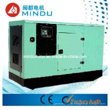Ce genehmigte 50kVA leise stille Art Diesel-Generator Set Huafeng