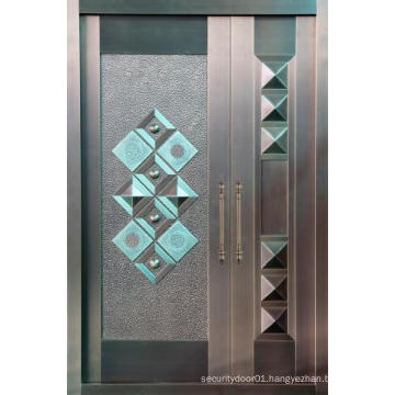 Newly Design Aluminium Steel Security Door