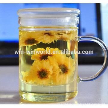 Großhandel große thermische dünne Glas Bubble Tea Cup