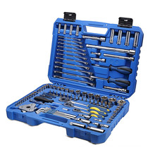121 PC Hand Tool Socket Set Auto Tools for Car