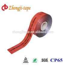 tangerine underground detectable warning tape