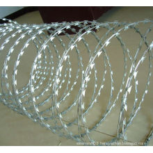 High Quality Cross Razor Wire for Sale