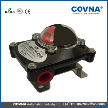 limited switch on pneumatic actuator make in China