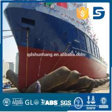 Tubo de goma inflable del barco de Dia1.2mx12m 6 capas 6 capas