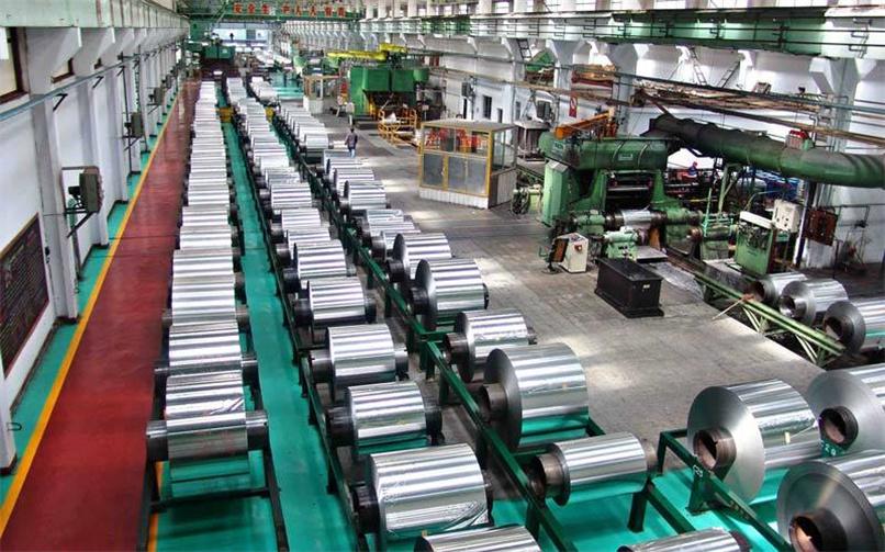 Food Grade Aluminium Foil Roll 01 Jpg