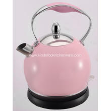 1.8L Electric Pink Whistling Kettle