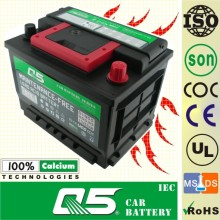 635, 12V45AH, África do Sul Modelo, Auto Storage Maintenance Free Car Battery