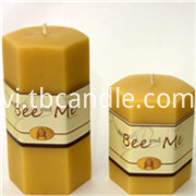 beeswax candle 01