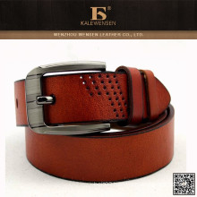 China cheap fashion brand genuine leather belt