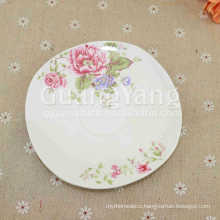 Excellent Quality Ceramic Custom Printed Dinner Plates