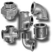 Acessórios de tubos de ferro fundido maleáveis