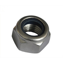DIN985 Nylon Hex Nut/ Nylon Insert Lock Nut