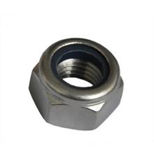 DIN985 Porca hexagonal de nylon / porca hexagonal