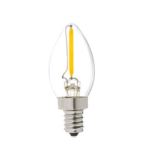Decoration Lighting Led Bulb Outdoor E12 Bulb C7