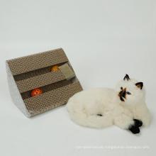 Spielzeug-Haustier-Ball von Cat Paper Scrather Toys