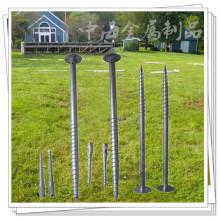 Bodenschraube für Holzhaus-Stiftung Czzh Gute Qualität