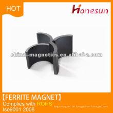 Gesinterte Segment dauerhaft Ferrit-magnet