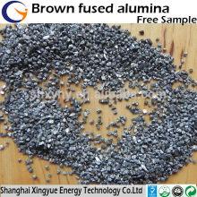 Alumine fondue marron d'usine pour réfractaire / abrasif