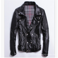 Biker Jackets Genuine Leather Motorcycle Jackets Wholesale