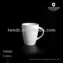 FW005 Werbe Keramiktasse, Kaffeebecher und Tassen, Keramik Becher Tasse