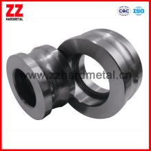 Rolo de carboneto de tungstênio padrão com alta precisão