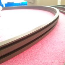 Направляющее кольцо большого размера из ПТФЭ с бронзовым наполнением