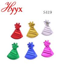 Confeti del partido de la alta calidad del nuevo HYYX de la promoción de la fiesta / confeti del día de fiesta del festival / confeti del OEM de China