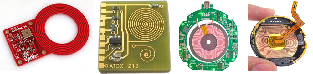 Double Sided FPC Coil PCB