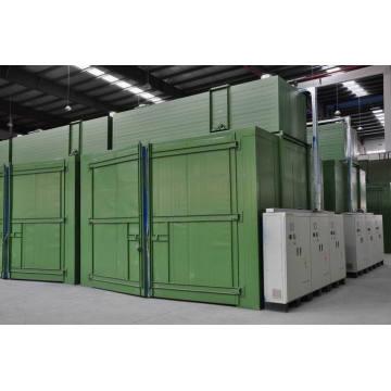 Câmara de cura e secagem (aquecimento elétrico)