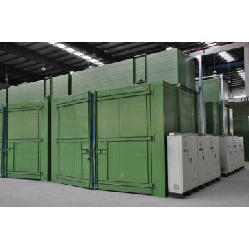 Curing & Drying Chamber (gas heating)