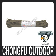 Paracord ropes 4mm rope Outdoor Sport Bracelet Accessory