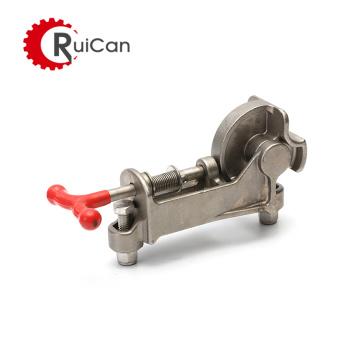 custom stainless steel aluminum titanium process products