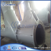 Raccord de tuyau en acier haute pression avec brides (USB3-001)