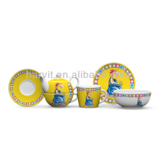 Kangaroo China Breakfast Set
